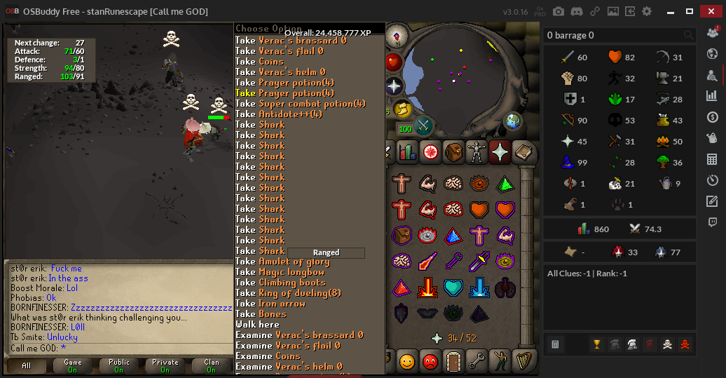 Thursday Early morning Peekay - Event Aftermath - [ FOE ] Final